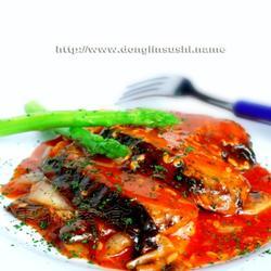 韩式泡菜煮素鱼的做法[图]
