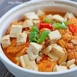 鱼籽豆腐煲的做法[图]
