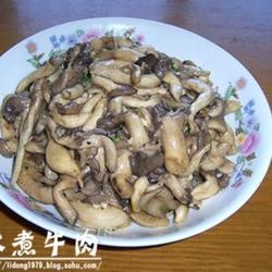 蒜茸凤尾菇的做法[图]
