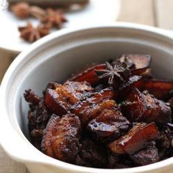 红烧藏猪肉的做法[图]