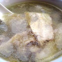 花胶煲鸡汤的做法[图]