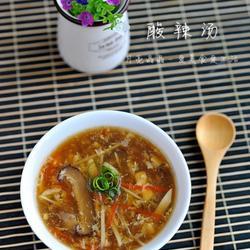 酸辣汤的做法[图]