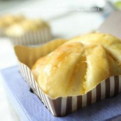 红薯椰香面包卷的做法[图]