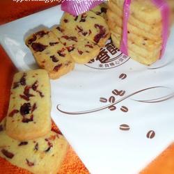 開心果&蔓越莓餅干的做法[圖]