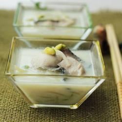 豆浆黑鱼片汤的做法[图]
