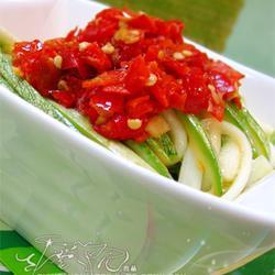 剁椒拌笋瓜的做法[图]