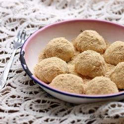 黄豆糍粑的做法[图]
