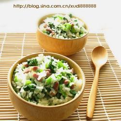 猪油咸肉菜饭的做法[图]
