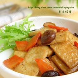 绿茶豆腐的做法[图]