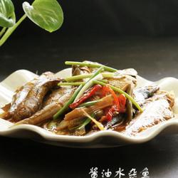 酱油水煮杂鱼的做法[图]