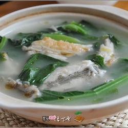 芥菜牛鰍魚湯的做法[圖]
