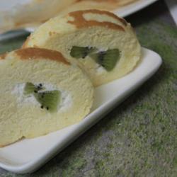 猕猴桃蛋糕卷的做法[图]