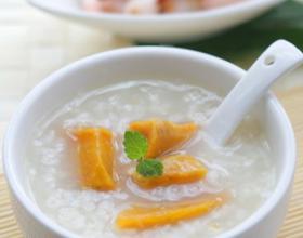 牛奶红薯糙米粥