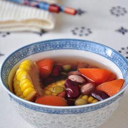 玉米豆湯的做法[圖]