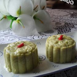 果仁蚕豆糕的做法[图]
