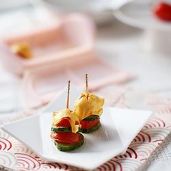 奶酪时蔬串的做法[图]