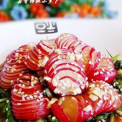 蒜香樱桃小萝卜的做法[图]