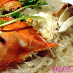 梭子蟹粉丝煲的做法[图]