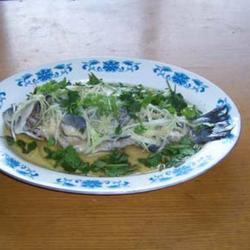 清蒸海鱼的做法[图]
