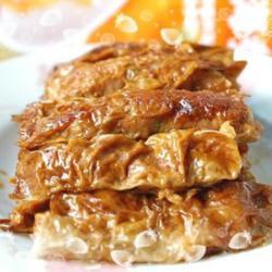 紅燒豆腐皮包肉的做法[圖]