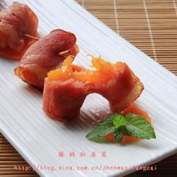 培根杏脯卷的做法[图]