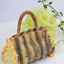 竹碳拎包酥的做法[图]