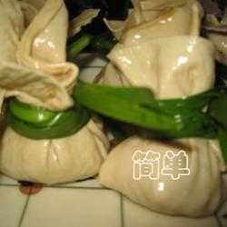 豆腐皮包子的做法[图]
