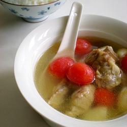 荸荠排骨汤的做法[图]