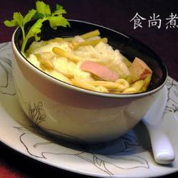 竹荪炖黄花菜的做法[图]