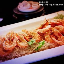 烘干海虾的做法[图]