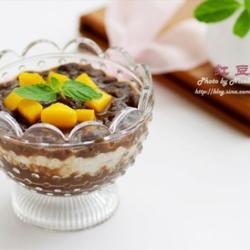 奶香燕麦红豆沙的做法[图]