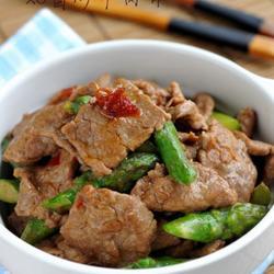 XO酱炒牛肉片的做法[图]