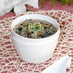 皮蛋杂米粥的做法[图]