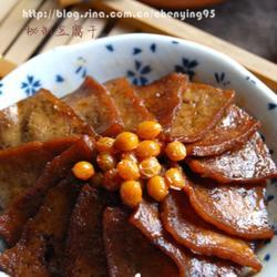 秘制豆腐干的做法[图]