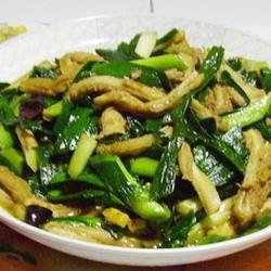 牛肚炒大蒜的做法[图]