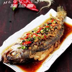 古早味蒸魚的做法[图]