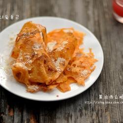 西瓜味黃油脆薄餅的做法[圖]