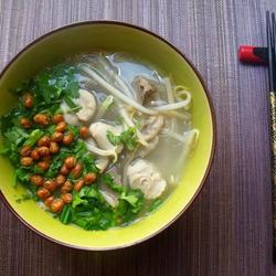 白汤肥肠粉的做法[图]