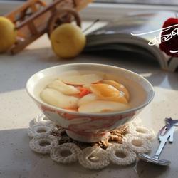 荸荠甜梨汤的做法[图]