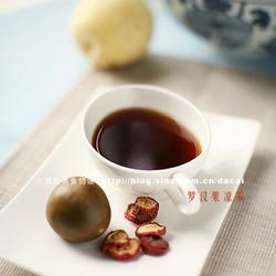 罗汉果山楂茶的做法[图]