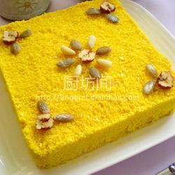 韩式南瓜米糕的做法[图]