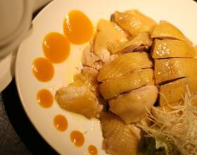 電飯煲客家鹽焗雞腿[圖]