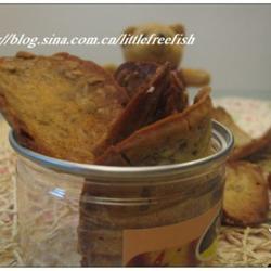 香瓜子仁瓦片饼干的做法[图]