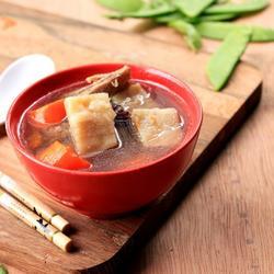 粉葛猪骨汤的做法[图]
