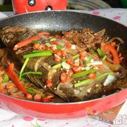 干锅臭鳜鱼的做法[图]