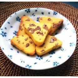 山核桃玉米饼干的做法[图]