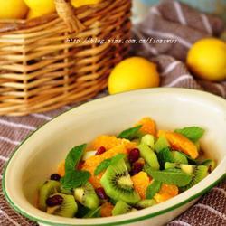 葡萄柚水果沙拉的做法[图]