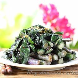 炒红菜苔的做法[图]