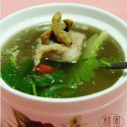 麦冬石斛排骨汤的做法[图]