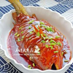 茄汁大黄花鱼的做法[图]